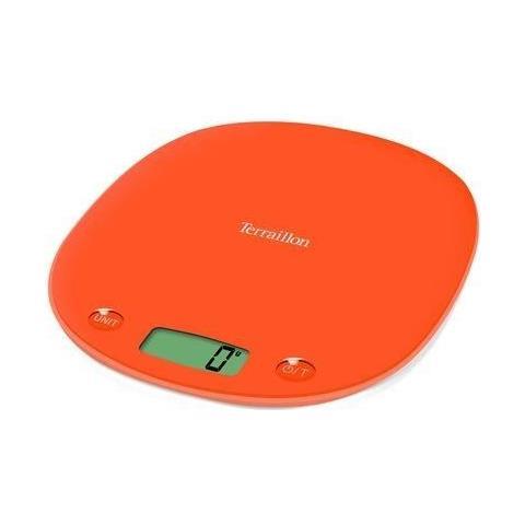 Terraillon KEA44014OR, LCD, 51 x 22 mm, Arancione, AAA, Plastica, 202 x 222 x 22 mm
