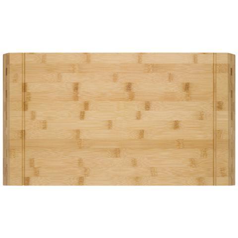 Tagliere Universale in Legno di bambù 629044 Dimensioni 53x30 serie Accessori