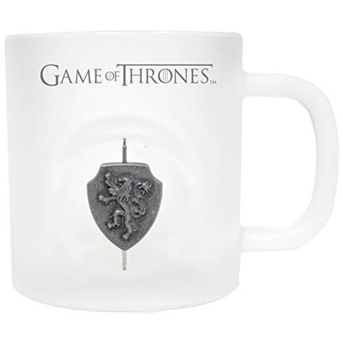 Tazza Game Of Thrones Mug 3d Rotating Logo Lannister