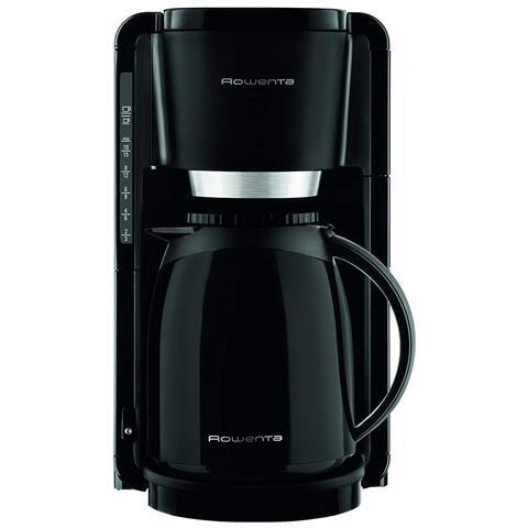 CT 3808 Macchina Caffè Americano 12 Tazze Potenza 850 Watt Colore Nero