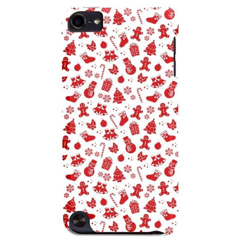 CASE-MATE Barely There Cover Rosso, Bianco