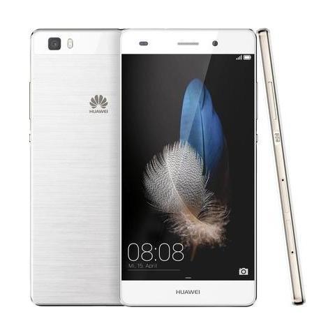 P8 Lite Bianco Display 5'' HD Octa Core Ram 2GB Storage 16GB + Slot MicroSD WiFi 4G / LTE Fotocamera 13 Mpx / 5Mpx Android 5.0 - Europa