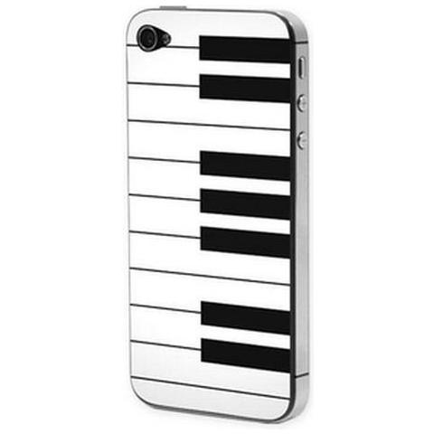 Network Shop Adesivo Lubique Skin Sticker Sk6716 Piano Per Iphone 4/4s