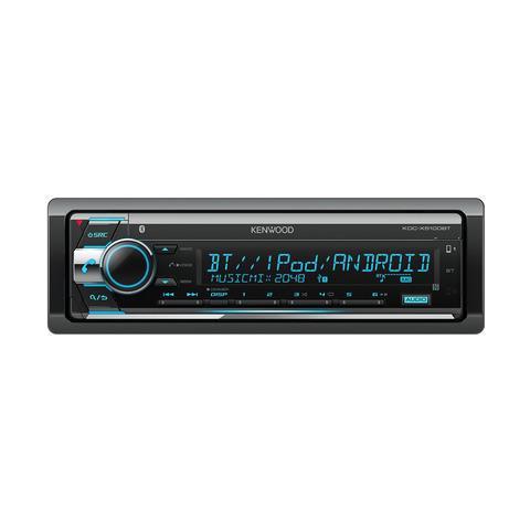 KENWOOD Autoradio KDC-X5100BT 200W Bluetooth colore nero