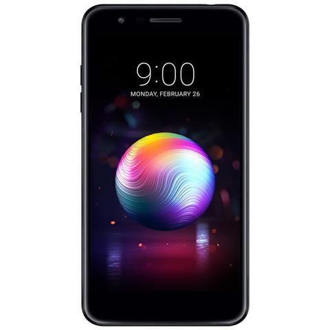 "LG K11 Nero 16 GB 4G / LTE Display 5.3"" HD Slot Micro SD Fotocamera 13 Mpx Android Tim Italia"