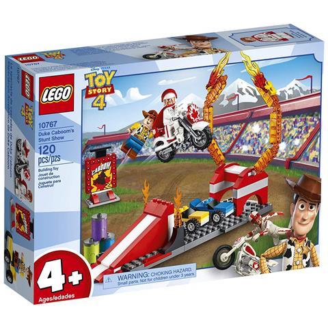 LEGO 10767 Duke Caboom's Stunt Show Pixar Toy Story
