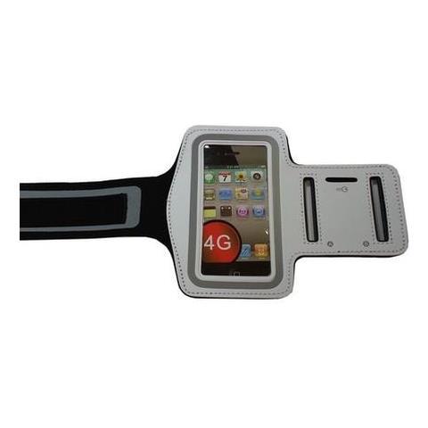 NetworkShop Custodia Fascia Da Braccio Sport Armband Bianco Per Iphone 4/4s / 3g / 3gs / ipod Touc