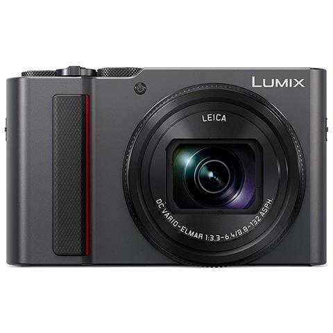 Fotocamera Compatta Lumix TZ200 20 Mpx Sensore MOS Zoom Ottico 15x 4K Ultra HD Wi-Fi