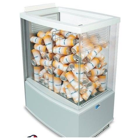 Refrigeratore per bibite Dim. cm 46x61,5x97h Temp. +2 / +8°C
