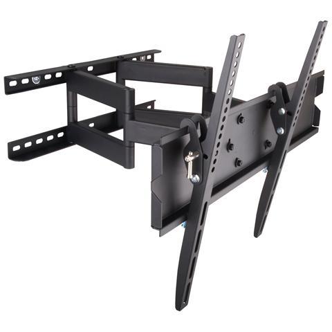 TECHLY ICA-PLB 147M Supporto a Pareti per Schermi LCD / LED / PLASMA 23-55'' Portata Max 70Kg