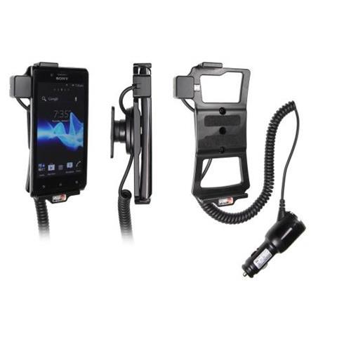 Brodit 512506 Auto Active holder Nero supporto per personal communication