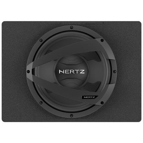 HERTZ DBX 25.3 subwoofer da 250 mm 4 ohm in cassa chiusa