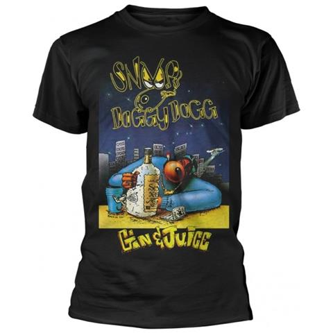 PHM Snoop Dogg - Gin And Juice (T-Shirt Unisex Tg. S)