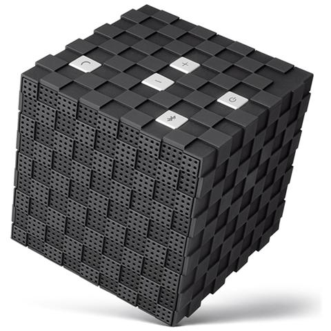 Crown Micro Cmbs-308 - Altoparlante Bluetooth Portatile - Cubo