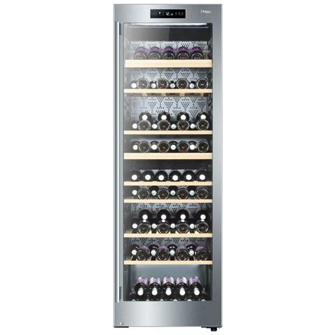 Cantinetta Vino WS137GDAI Capacità 137 Bottiglie Classe A Colore Acciaio Inox