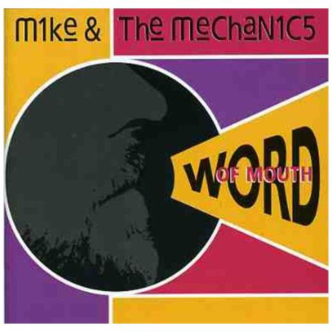 VIRGIN Mike & The Mechanics - Word Of Mouth