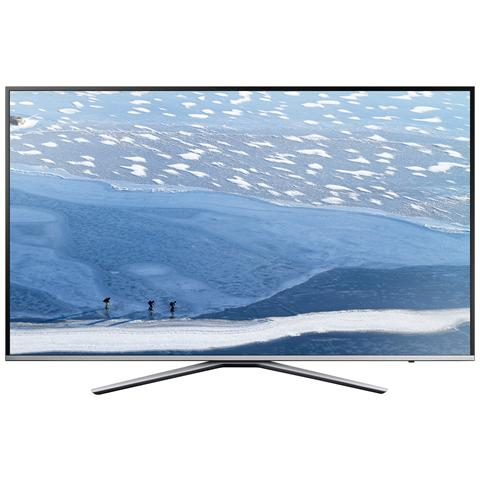 "SAMSUNG TV LED Ultra HD 4K 49"" UE49KU6400 Smart TV UltraSlim"