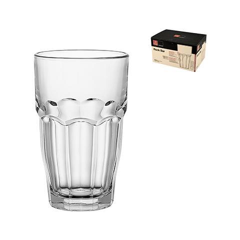 Set 6 Bicchieri Vetro Rockbar Supercooler Cl65