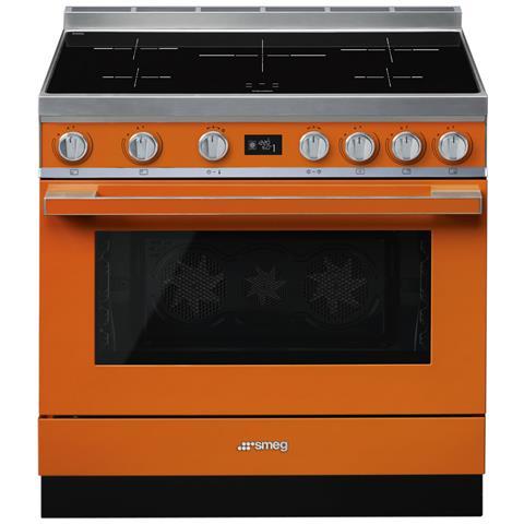 Cucina Elettrica CPF9IPOR 5 Zone di Cottura Forno Elettrico Dimensione 90 x 60 cm Colore A...