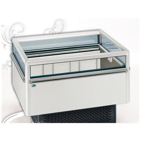 Espositore per gelati e surgelati Dim. cm 101,5x125,5x90,5h Temp. +1 / +10°C