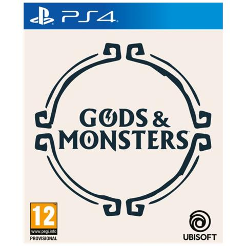 UBISOFT PS4 - Gods & Monsters - Day one: 31/12/2020