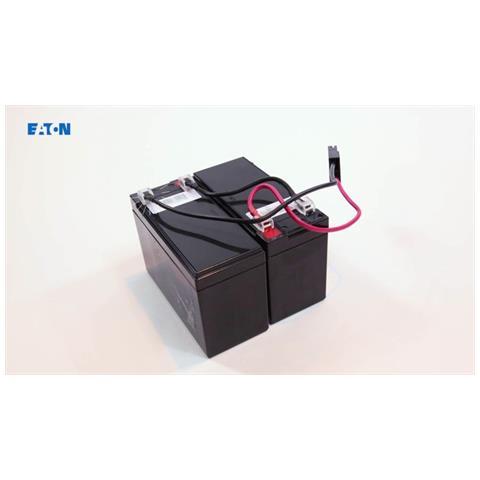 Easy Battery+Batterie Hotswap per Eaton 5P 650 1U