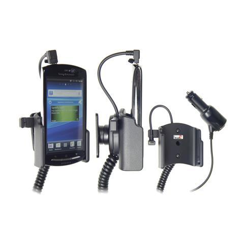 Brodit 512269 Active holder Nero supporto per personal communication