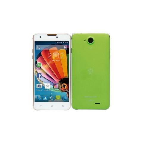 "MEDIACOM PhonePad Duo G510 Verde 8 GB Dual Sim Display 5"" Fotocamera 5 Mpx Android Italia"