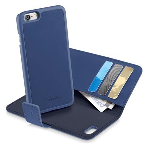CELLULAR LINE Custodia 2in1 combo per iPhone 7 - Blu