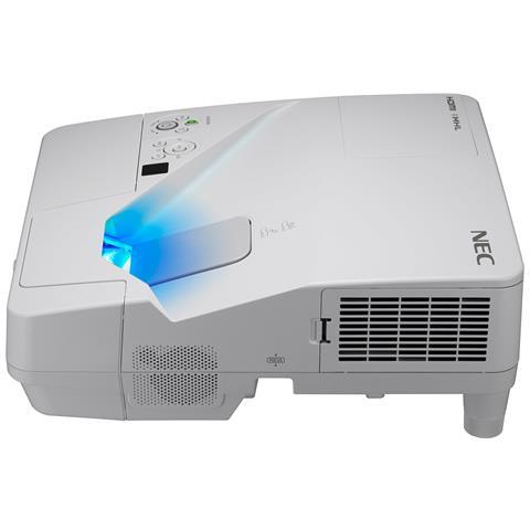 NEC Um351w Projector Ultra-short Throw Projector Wxga. In