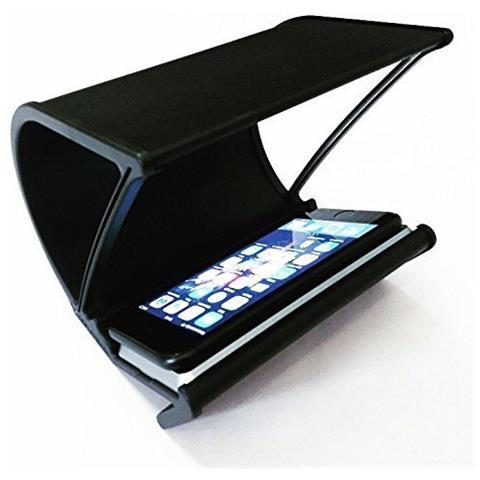 REFLEXBOX Caricabatterie Wireless Multifunzione Colore Nero