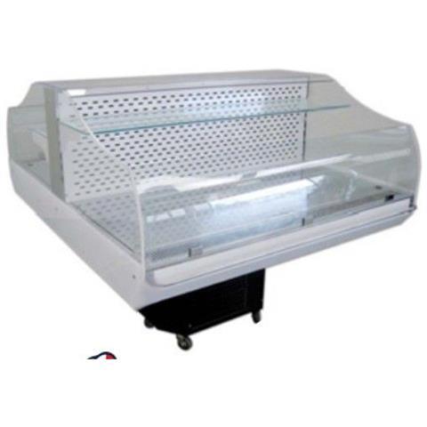 Bancarella refrigerata espositore per gelati e surgelati Dim. cm 115,6x146x105,5h Temp. +3 / +8°C