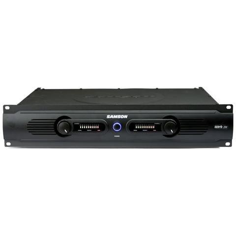 SAMSON Amplificatore Audio Nero 100 W 230 V 2000 Hz SERVO 200