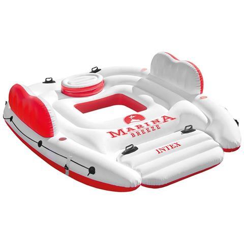 Gonfiabili Intex Inflatable Marina Breeze Island Raft Sport Acquatici One Size
