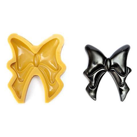 050101 - Sugarflex Gold 050101 Fiocco Farfalla 105 X 87 H 15 Mm