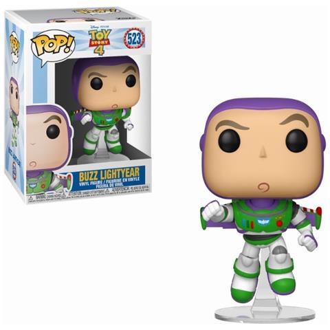 FUNKO Action Figure Funko Pop! Disney: - Toy Story 4 - Buzz Lightyear