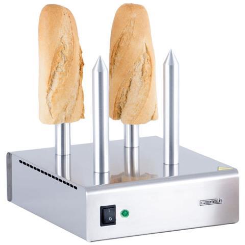 Scalda Panini Per Hot Dog Professionale
