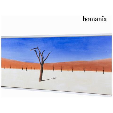Homania Dipinto A Olio Colin By