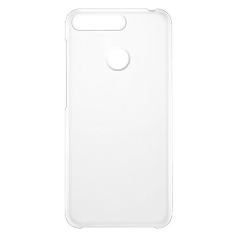 HUAWEI COVER Y6 PRO 2018 PC NFC TRANSPARENT