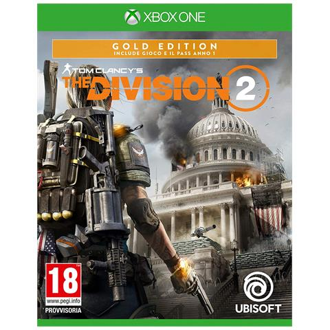 UBISOFT XONE - Tom Clancy's The Division 2 Gold Edition