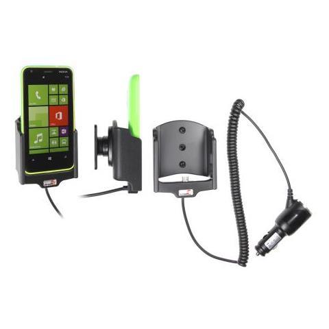 Brodit 512531 Auto Active holder Nero supporto per personal communication