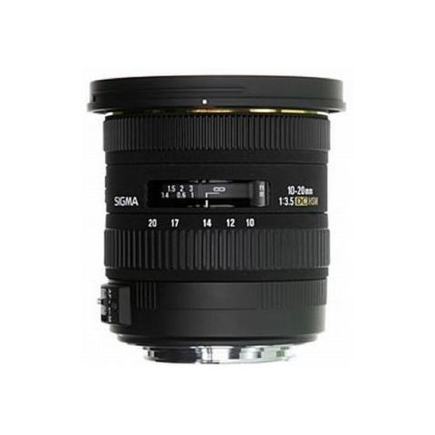 Obiettivo 10-20 mm F / 3.5 EX DC HSM AF Attacco Canon EF-S