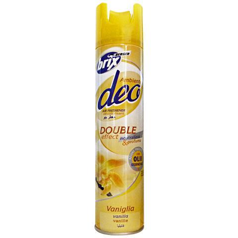 Brix Spray Vaniglia Deodoranti Candele E Profumatori