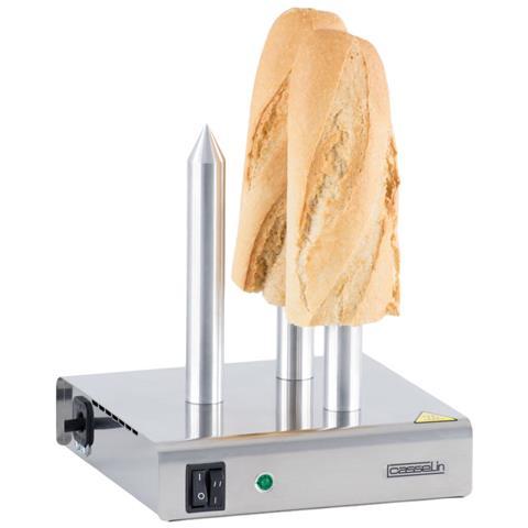 Scalda Panini Per Hot Dog 3 Punzoni