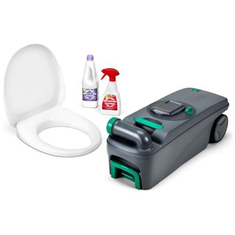 Cassetta Wc C400-toilet Fresh-up Set