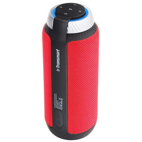 Altoparlante Bluetooth Element T6 - Speaker Portatile Wireless Colore Rosso