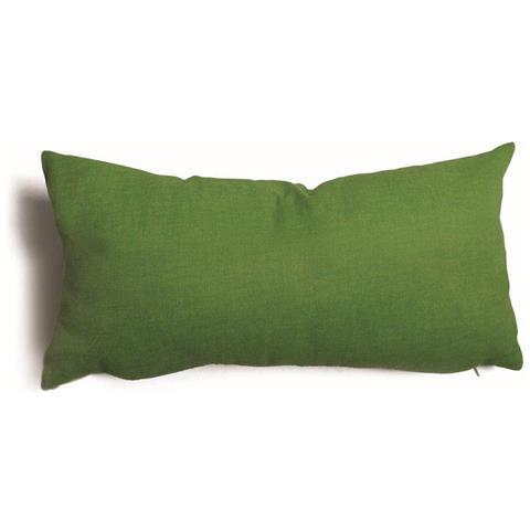 Cuscino Salotto Tulipano Cm. 30x60 Verde