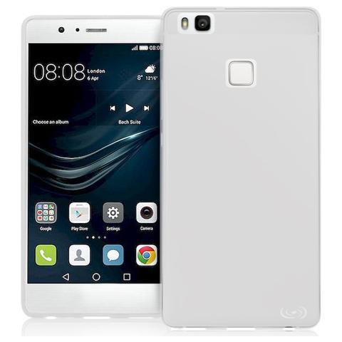 FONEX Inv Cover Ultra Sottile 0,2 mm in Morbido TPU per Huawei P9 Lite Colore Trasparente