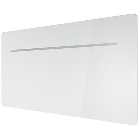Image of Cappa a Parete FSMI 905 WH 90 cm Colore Cristallo Bianco