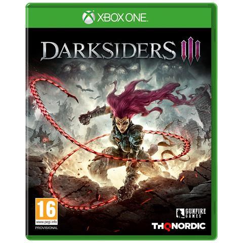 THQ XONE - Darksiders III